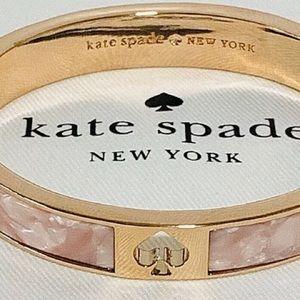 Kate Spade Hole Punch Hinge Bracelet